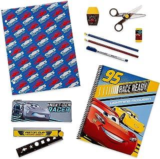 Disney Cars 3 Stationery Supply Kit