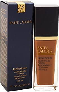 Estee Lauder Perfectionist Youth-Infusing Serum Makeup SPF 25-6C1 Rich Cocoa, 1 oz.