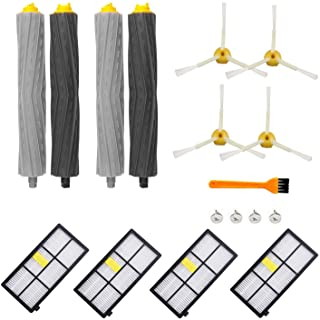 ARyee Replacement Accessories Kit for iRobot Roomba 800&900 Series 805 860 870 871 880 890 960 980 Vacuum Cleaner, Replace...