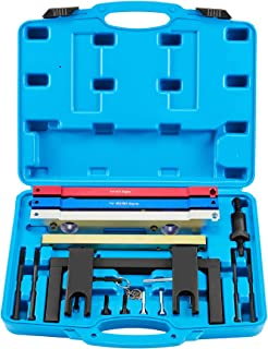 Engine Camshaft Timing Locking Master Tool Set, Crankshaft Flywheel Alignment Tool Kit Compatible with BMW Vehicles with 2...