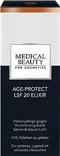 Medicinsk BEAUTY® Age-Protect SPF 20 Elixir | Intensivvård mot ljusinducerad hudåldring | Skyddande och återuppbyggande | ...