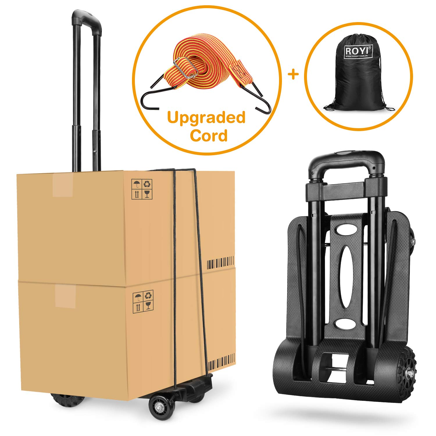 Capacity Construction Lightweight Personal Portable