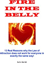 Fire in the Belly - 13 Real Reasons why the Law of Attraction does not work for everyone in exactly the same way!