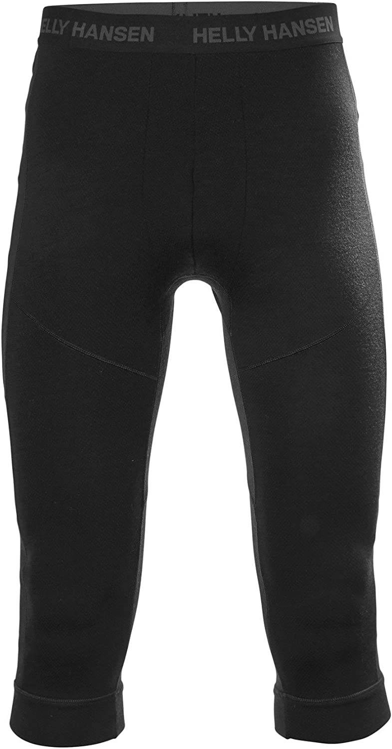 Helly Hansen Women's Lifa Merino 3 4 Leggings Baselayer Pants