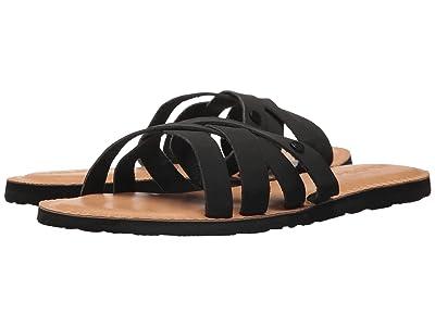 Volcom Garden Party Sandals (Black) Women