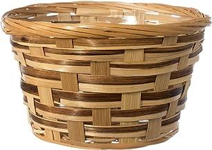 wicker baskets for floral arrangements