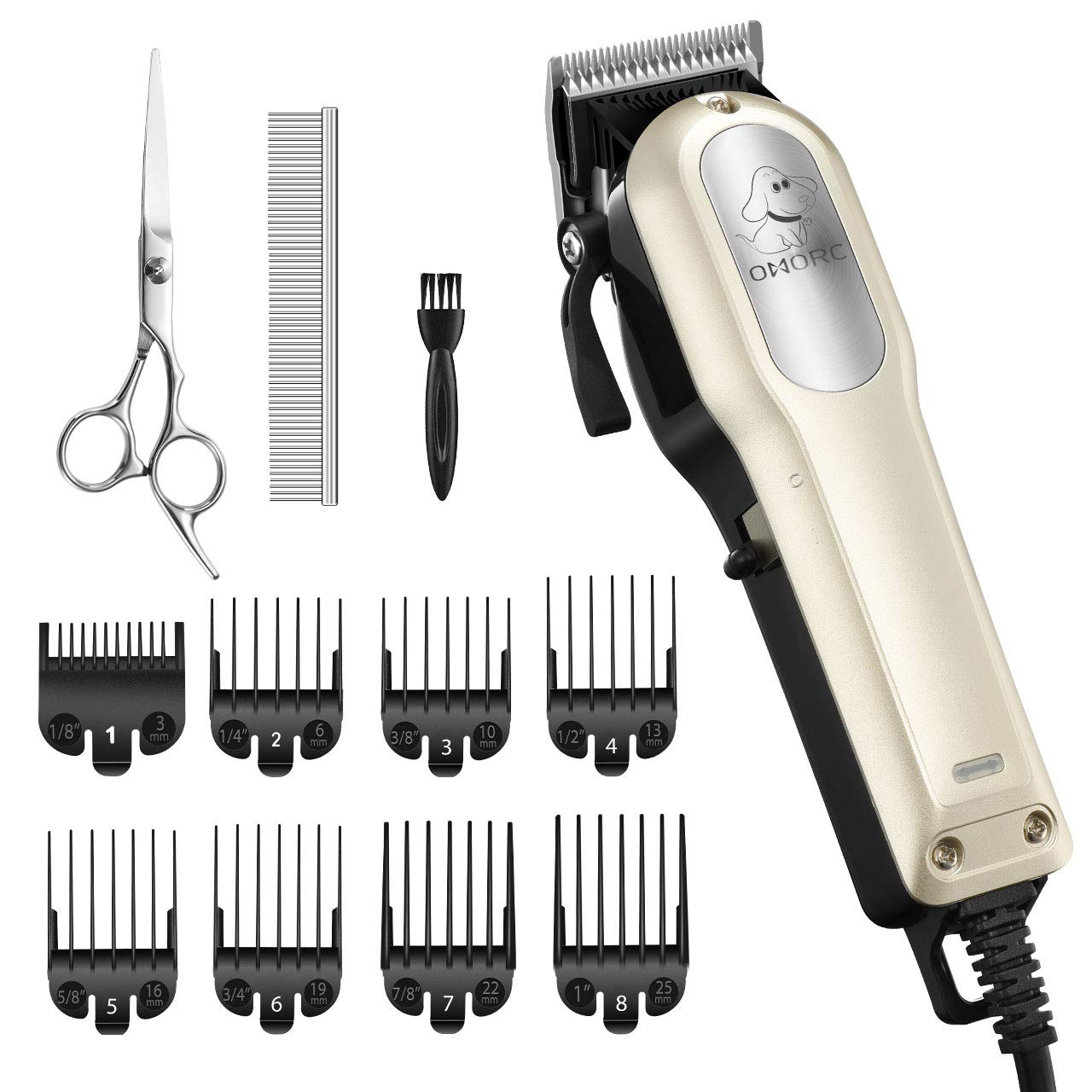 OMORC Clippers Professional Grooming Cleaning
