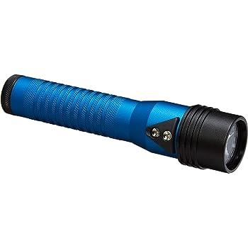 Streamlight 74393 Strion Crochet /& Boucle 120V//DC Lampe De Poche Avec Piggyback Chargeur-Mud Brown