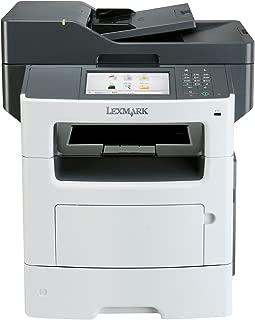 Lexmark MX611DE Monochrome Printer with Scanner, Copier and Fax - 35S6701