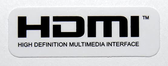 HDMI (High Definition Multimedia Interface) Sticker 10 x 30mm [635]