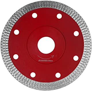 GoYonder Super Thin Diamond Ceramic Saw Blade Porcelain Cutting Blade for Cutting Ceramic Or Porcelain Tile (4.5-Inch)