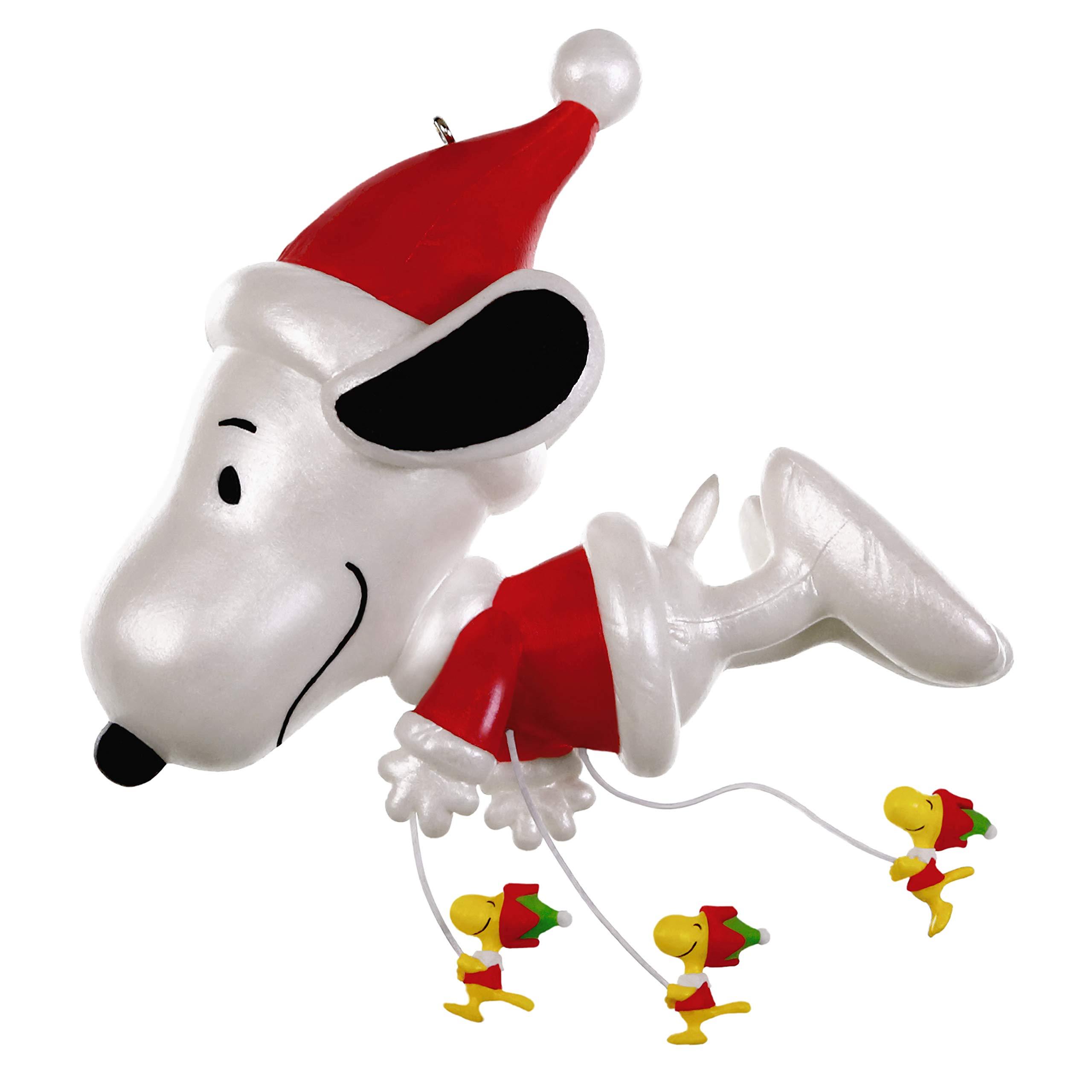 Image of A Fun Favorite: Hallmark Christmas Parade Balloon Snoopy Ornament