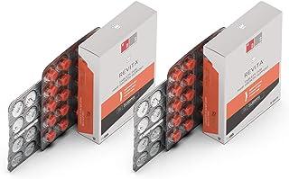 DS Laboratories Revita Tabletas para la revitalización del cabello (adelgazamiento del cabello Suplemento) de la fuente 2 Mes