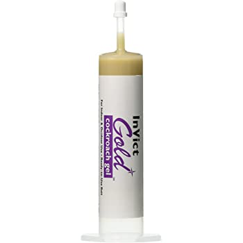 Rockwell Labs - Invict Gold - Cockroach Gel - 4 Tubes
