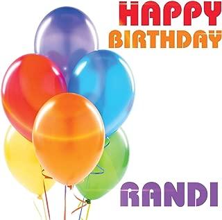 Happy Birthday Randi