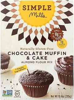 Simple Mills Mix Muffin&Cupcake Choc 10.42 Oz