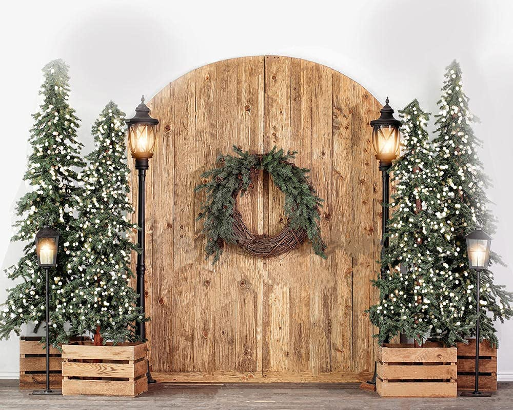 Phoenix Mall Photo Backgrounds Background for Christmas Photography Fireplace Great interest