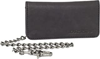 Dickies Men's Trucker Wallet With Chain