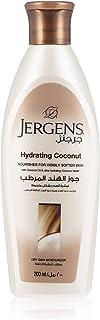 Jergens Hydrating Coconut Dry Skin Moisturizer, 200 ml
