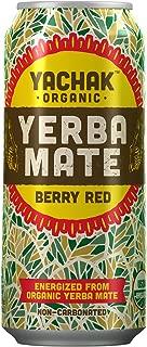 Best yachak organic yerba mate berry red Reviews