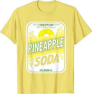 Retro Style PINEAPPLE SODA Costume T Shirt