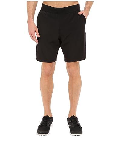 Prana Overhold Shorts (Black) Men