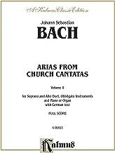 Soprano and Alto Arias (4 Duets), Vol 2: German Language Edition (Kalmus Edition) (German Edition)