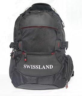 70a6bb929 Mochila Masculina Notebook Até 17 Polegadas Swissland Vários Compartimentos