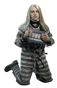 Action Figure HARRY POTTER & THE HALF BLOOD PRINCE LUCIUS MALFOY 1/6 COLL