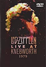 led zeppelin live dvd 2012