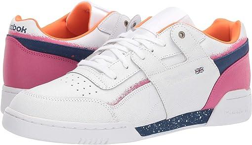 White/Pure Orange/Ultrama