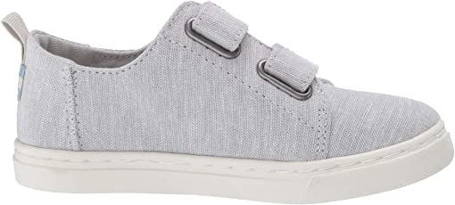 Glacier Grey Intricate Chambray