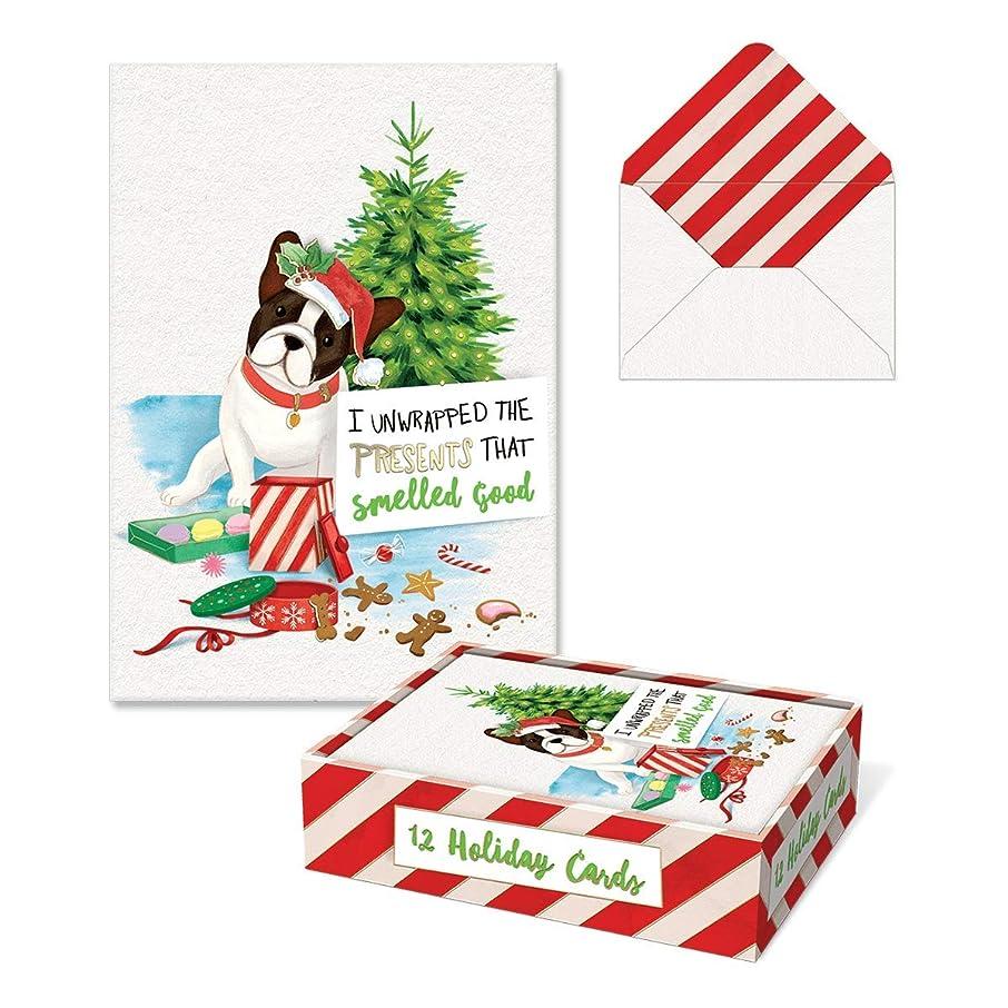 Molly & Rex Holiday Card Stock (31931)