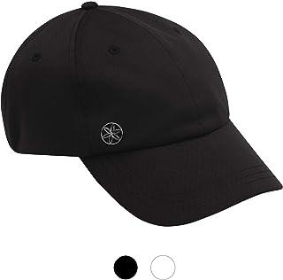 Hat for Women & Men - Performance Mesh Outdoor Ball Cap, Dry Fit Sweat Headband, Pre-Shaped Bill, Adjustable Size (Running, Baseball, Sun, Hiking, Yoga, Golf, Tennis, Sports & Fitness)