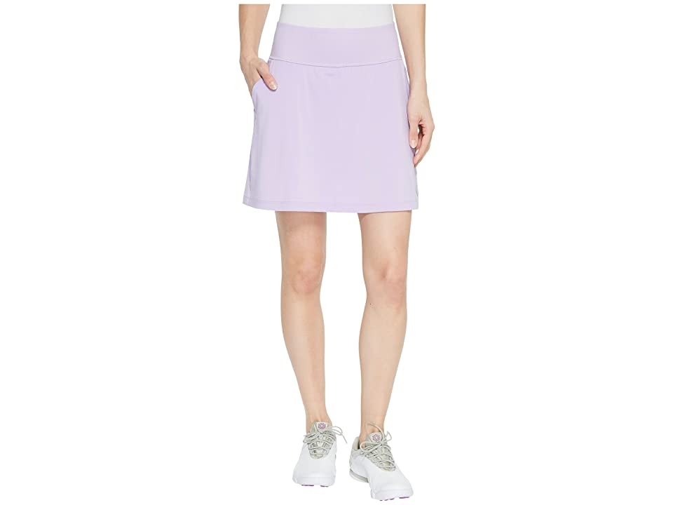 PUMA Golf PWRSHAPE Solid Knit Skirt (Purple Rose) Women
