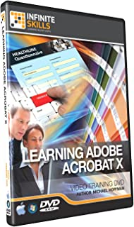 adobe acrobat x training videos