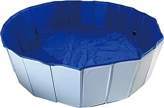 bathing in swimming pool