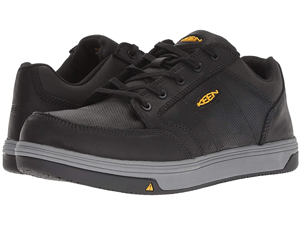 Keen Utility Redding Aluminum Toe ESD (Black/Grey) Men