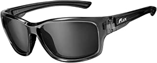 Flux DYNAMIC Polarized Sports Sunglasses UV400 Protection with Anti-Slip Function and Lightweight Frame - for Men and Women when Driving, Running, Baseball, Golf, Casual Sports and Activitie