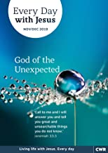 Every Day With Jesus November-December 2019: God of the Unexpected