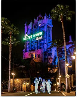 tower of terror poster