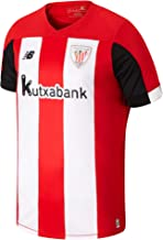 New Balance 2019-2020 Athletic Bilbao Home Football Soccer T-Shirt Camiseta