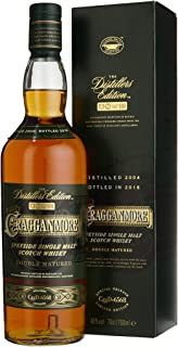 Cragganmore Distillers Edition Single Malt Scotch Whisky 1 x 0.7 l