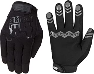 Seibertron Anti Grip Unweighted Basketball Gloves Ball Handling Gloves (Basketball Training Aid) Or Driving Gloves