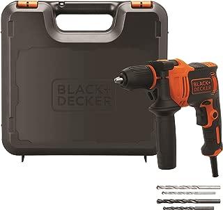 BLACK+DECKER BEH710K-QS Taladro Percutor con cable 710W,