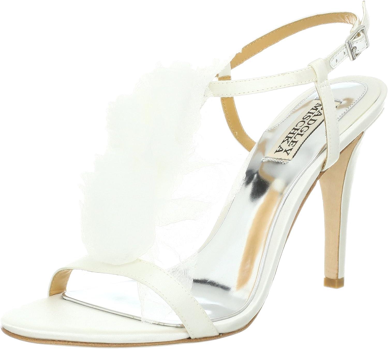 Badgley Mischka Women's Cissy T-Strap Sandal