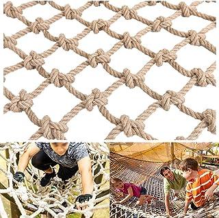 Klimnet voor kinderen, veiligheidsnetten Ladingtouw Ladder Vrachtwagenaanhangwagen Zware netten Balkon Leuning Trapbescher...