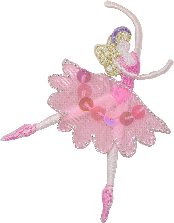Max 61% OFF Ballerina - Ballet Dancer Pink Manufacturer regenerated product Dress Sequins Iro Embroidered