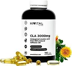CLA Ácido Linoleico Conjugado 3000 mg por dosis   180