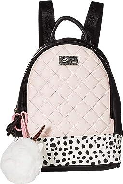 Jaz Mid Size PVC Backpack